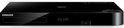 SAMSUNG 3D BLU-RAY PLAYER + 500GB HDD PVR Built in WiFi ,TWIN HD TUNER BD-H8500A