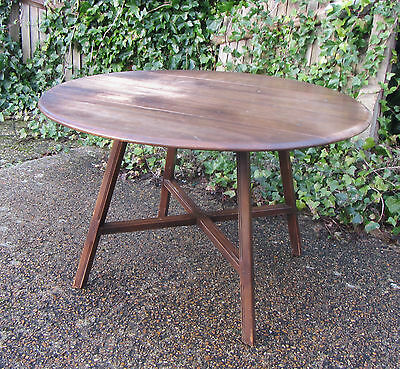 Vintage Wooden ERCOL Dining Table