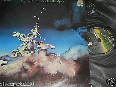 """MAGNA CARTA - Lord Of The Ages, LP 12"""" SPAIN 1974"""