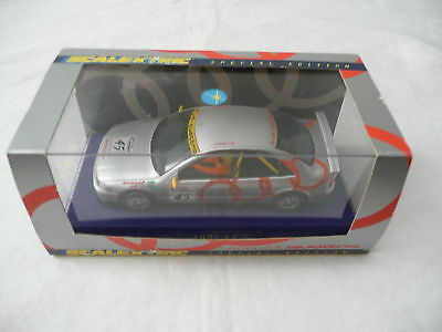 Slot car 1:32 SCALEXTRIC VINTAGE Audi 4 LIMITED SPECIAL EDITION!
