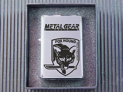 Metal Gear Solid Fox Hound New Metal Case