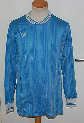 VINTAGE RETRO ERIMA 80er TRIKOT  GR L /52 NO 7 WEST GERMANY