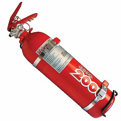 Lifeline Zero 2000 Club Fire Marshal 2.25L Race/Rally Car Fire Extinguisher