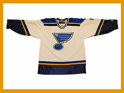 CCM NHL Hockey Jersey No.7 With Logo Of St. Louis Blues And Nameplate Tkachuk.