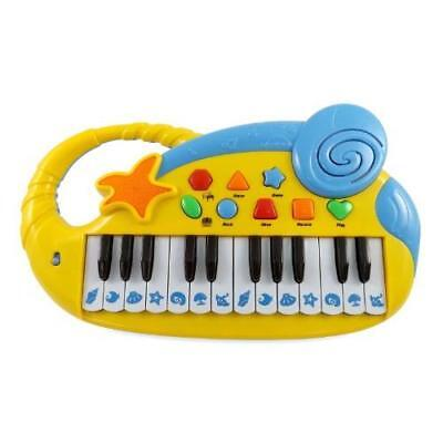 Musical Fun Electronic Piano Keyboard for Kids with Record and Playback New