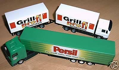 Persil Mini Truck, Sonderedition / LKW + Hänger - Top!