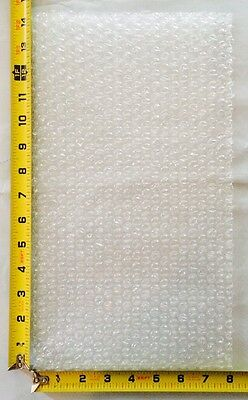50 8x14 Clear Protective Bubble-Out Pouches/Bubble Bags - Straight-Cut/Open-End