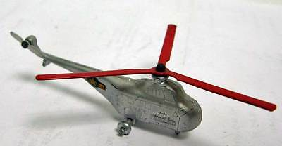 """3 1/2"""" Sikorsky S55 Helicopter Mercury 417 Italy M"""