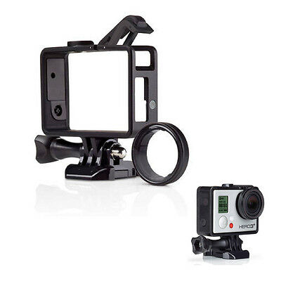 The Frame Mount Standard Protective Housing For GoPro Hero 4 3+ w/ UV Protector