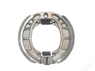 Front Brake Shoes With Springs Honda CG125 A, B, C 77-84