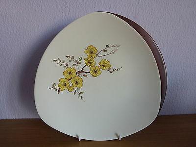 VINTAGE CARLTON WARE HAND PAINTED PLATE