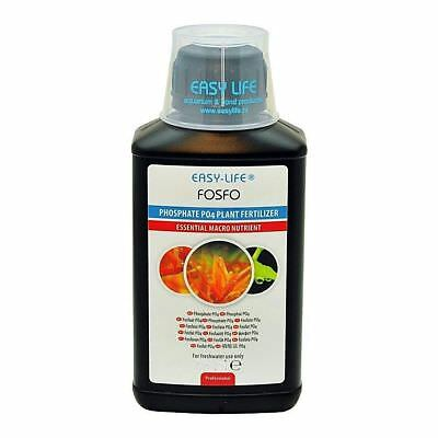 EASYLIFE FOSFO P04 MACRO PLANT FERTILIZER FOOD nitrate free 250 or 500 ml