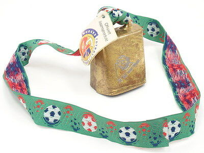 Official Norwegian Football Association Ornamental Cow Bell