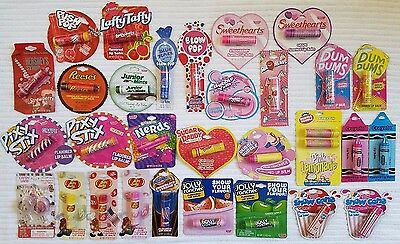 LOTTA LUV Beauty***ASSORTED LIP BALMS***>>>PiCk yOuR fLaVoR<<<BRAND NEW~~~SEALED