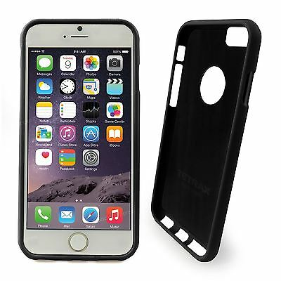 Tetrax XCase Case Cover for use with XWay Smart Fixway Geo iPhone 6 Black