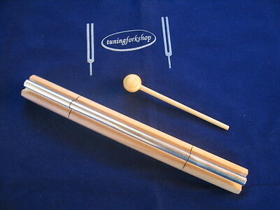 432 Hz Tuned Energy Bar Chime 14 inch long louder than Tuning Fork for healing