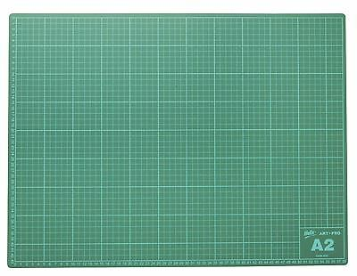 A2 Cutting Craft Mat Board Self Healing Double Sided Printed Grid Lines