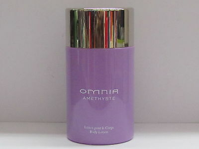 Omnia Amethyste by Bvlgari For Women 6.8 oz Body Lotion Unboxed Brand New