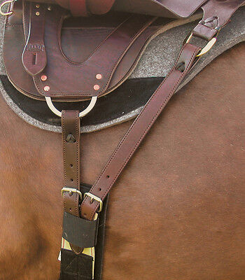Tucker Saddlery Enduro Balance Ride Rigging Double Tie Package - No more Tying!