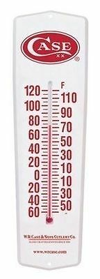 CASE XX KNIVES NEW OUTDOOR INDOOR CASE XX THERMOMETER USA MADE #50129 SALE
