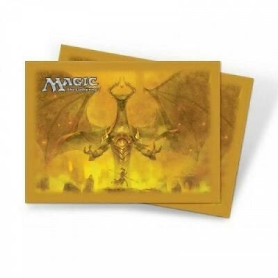 Ultra Pro 80 Deck Protector Sleeves Magic 2013 M13 Majesty Of Nicol Bolas 86002