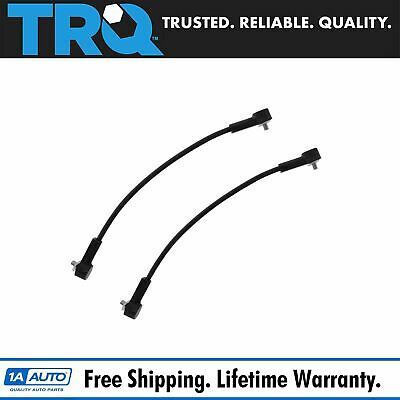 LH /& RH Tailgate Cable Premium Lift Support Strap Fits 94-01 Dodge RAM Pickup