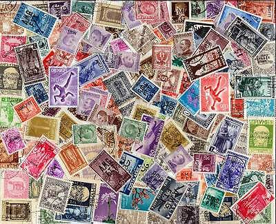 Italian Colonies All Pre-Independence Collection 200 Different Stamps