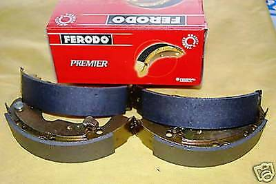 GANASCE FRENI  FIAT 500  F L R  brake shoes rear