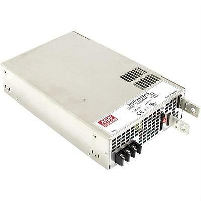 Switching power supply 2400W 12V 200A ; MeanWell, RSP-3000-12