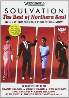 Soulvation - The Best Of Northern Soul (NEW DVD)