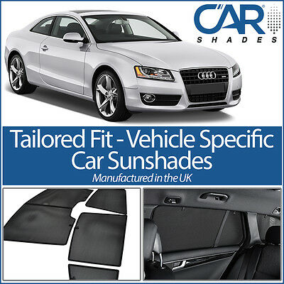 Audi A5 2 Door Coupe 2007-16 CAR WINDOW SUN SHADE BABY SEAT CHILD BOOSTER BLIND