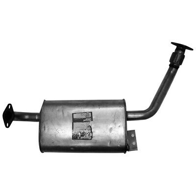 End Silencer Exhaust 1x OE Quality Replacement MGZT 18T//25I EST 10//02 06 Rear