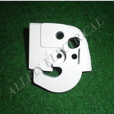 Fisher & Paykel Fridge White LH Door Closing Hook Stop - Part # FP842238