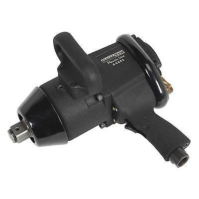 "Sealey Air Impact Wrench 1""Sq Drive Pin Clutch Pistol/Standard Anvil -"