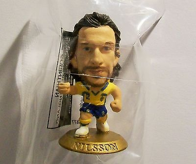 Microstars SWEDEN (HOME) NILSSON Sweden S17 GOLD BASE MC11441