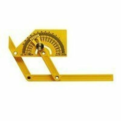 General Tools 29 Plastic General Purpose Protractor Tool New Sale Price