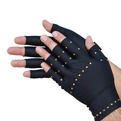 Anti Arthritis Copper Compression Therapy Gloves - Hand Pain and Joint Relief