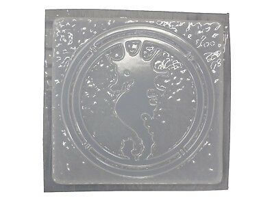 Baseball Stepping Stone Plaster or Concrete Mold 1055 Moldcreations