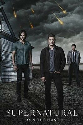 Supernatural Poster Prepare fea. Jared Padalecki and Jensen Ackles 24x36