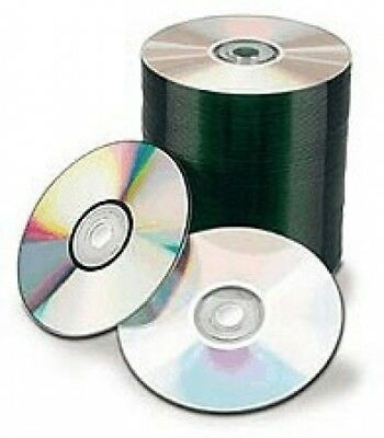 500 Spin-X 12X Digital Audio Music CD-R 80min 700MB Shiny Silver