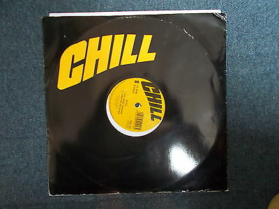 "N.R.G. The Hardcore EP 12"" Chill 1992"