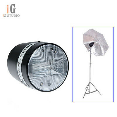 Photo Studio Light Slave Flash Bulb 65w E27 220V AA7A (without flash hole)