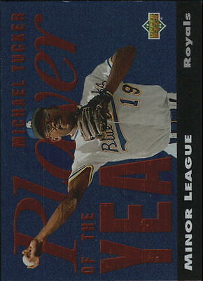 1994 Upper Deck Minors Player of the Year #PY24 Michael Tucker