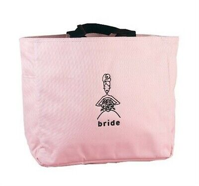 Bride Pink Tote Bag