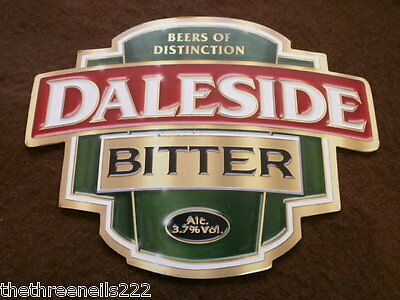 Beer Pump Clip - Daleside Bitter