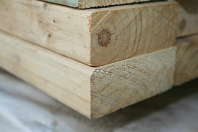 Pack lot 96pcs - 90mm x 45mm x 4.8m  MGP10 Structural Pine $2.05 LM