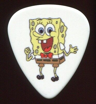 SPONGEBOB SQUAREPANTS Guitar Pick!!!