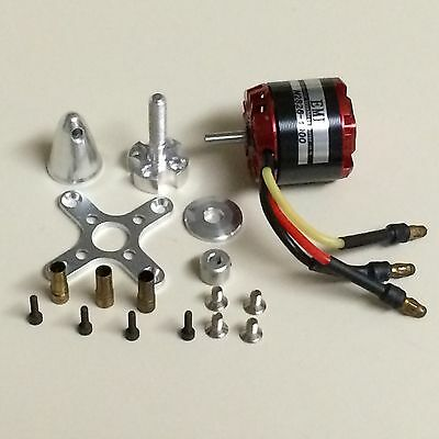 EMP 2826 KV1900 Outrunner Brushless Motor W/mount for RC airplanes