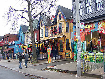 Saturday June 20, 2015 - Urban Scavenger Hunt - Toronto's Kensington Market