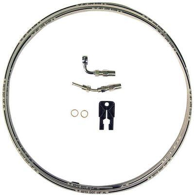 Magnum Braided Stainless DOT Hydraulic Clutch Line Kit  391335A*